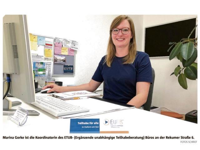 M. Gorke - Ergänzende unabhängige Teilhabeberatung (EUTB) Haltern am See